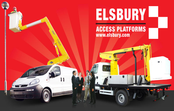 Elsbury Access Platforms Main Home Image